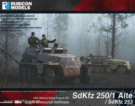 Sd.Kfz. 250/1 Alte / Sd.Kfz. 253