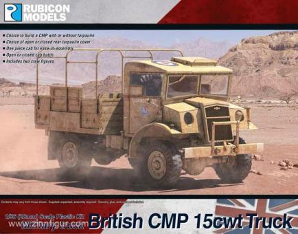 CMP 15cwt Truck