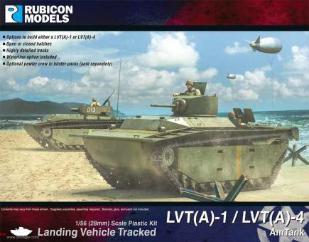 LVT(A)-1/LVT(A)-4 Amphibienpanzer