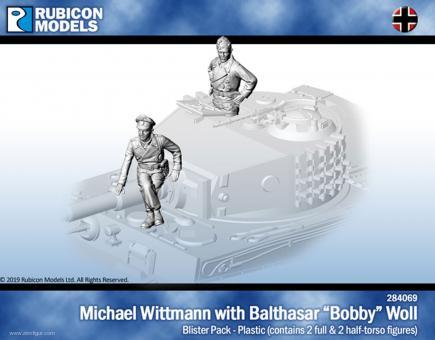"Michael Wittmann & Balthasar ""Bobby"" Woll"