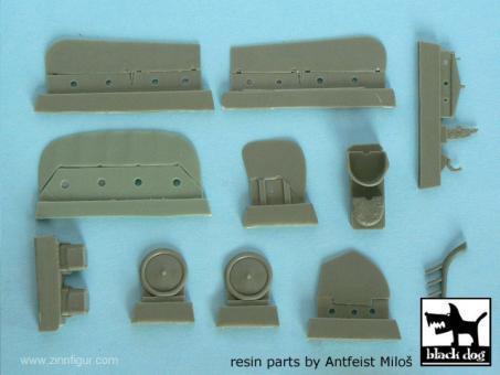 Albatros D.I & D.II Detail Set