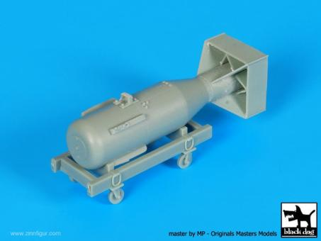 Atombombe Little Boy