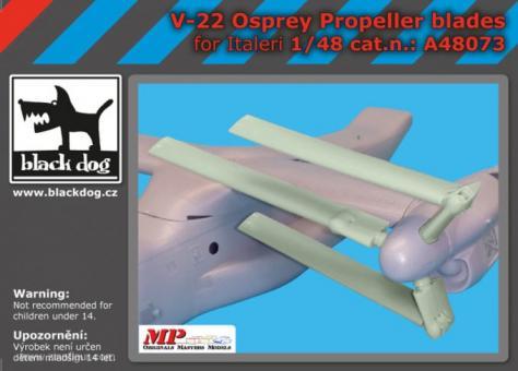 V-22 Osprey Propeller Blades