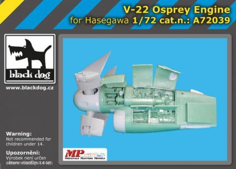 V-22 Osprey Triebwerk