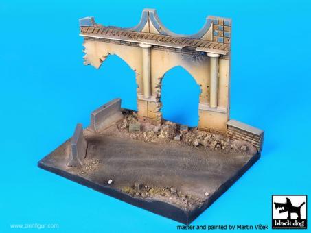 Iraqi Street - Diorama Base