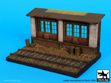 Railway Station - Diorama Base
