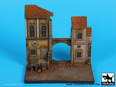 Straße - 2. Weltkrieg - Diorama Base