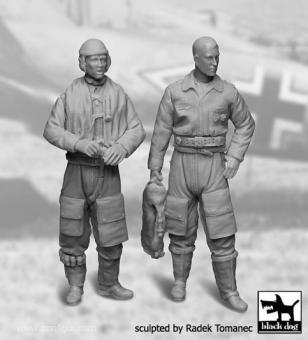 Luftwaffe Piloten 1940-45 Set 1