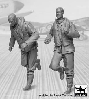 RAF Jagdpiloten 1940-45 Set 2