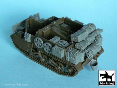 Bren Carrier Zubehör-Set