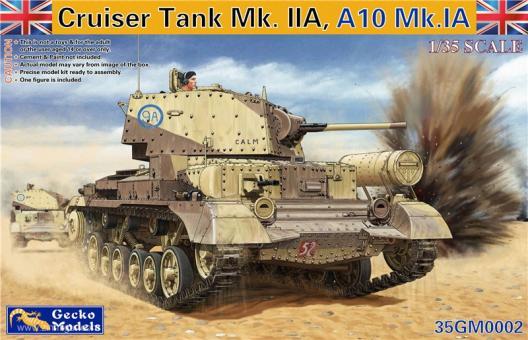 Cruiser Tank Mk.IIA - A10 Mk.IA