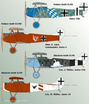 Fokker D.VII Teil 1