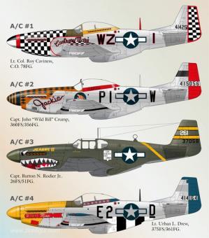 North American P-51 Teil 4
