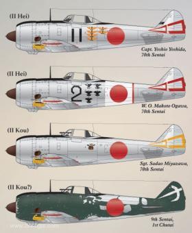 Ki-44 Shoki Teil 2