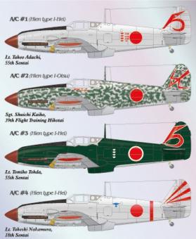 Ki-61 Hien Teil 1