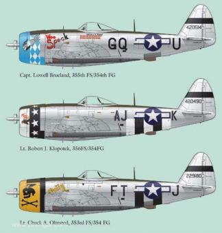 Republic P-47D Thunderbolt Teil 5