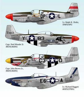 P-51 Mustang Teil 4