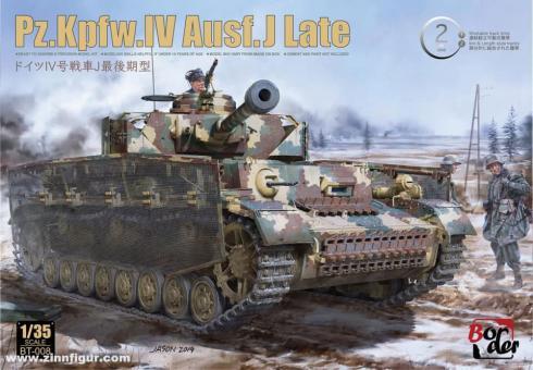 Pz.Kpfw.IV Ausf.J spät