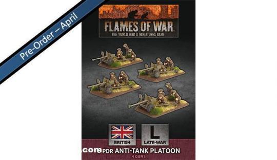 6-pdr Anti-Tank Platoon