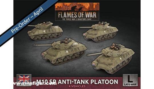 M10 SP Anti-Tank Troop