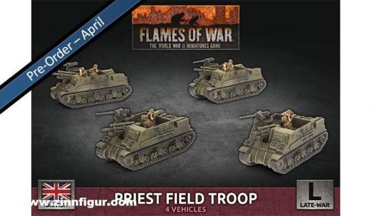 Priest Field Troop