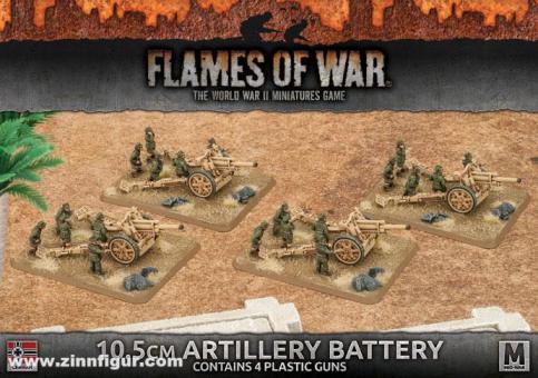 10,5 cm Artillery Battery