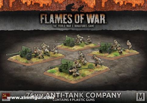 76 mm Anti-Tank Company