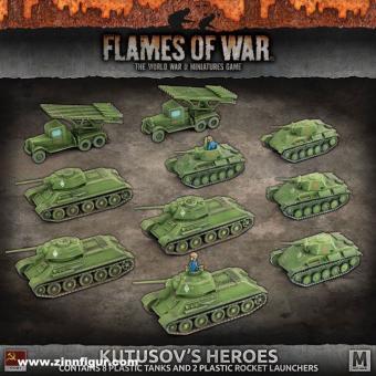 Kutusov's Heroes