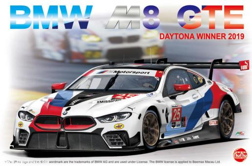"BMW M8 GTE 2019 ""Daytona Winner"""