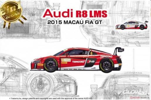 "Audi R8 LMS ""2015 Macau FIA GT"""