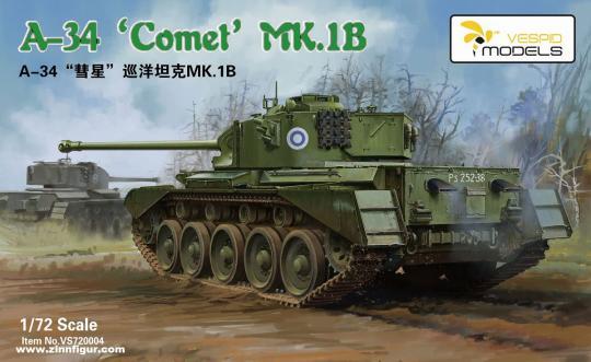 A-34 Comet Mk.IB