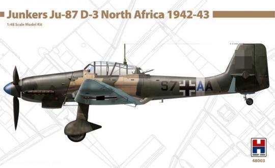 """Ju 87D-3 """"Nordafrika 1942-43"""""""