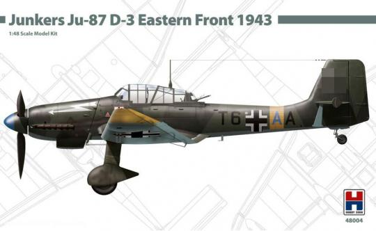 "Ju 87D-3 ""Ostfront 1943"""