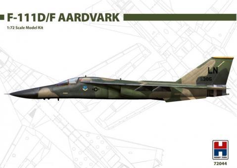 F-111D/F Aardvark