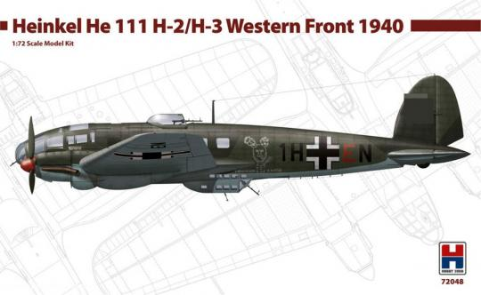 """He 111H-2/H-3 """"Westfront 1940"""""""