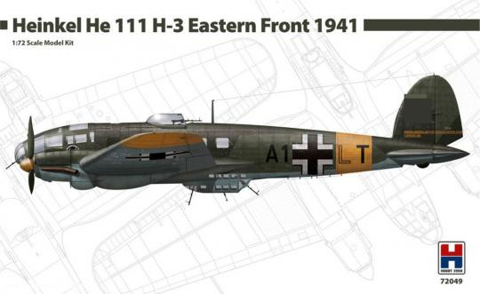 """He 111H-3 """"Ostfront 1941"""""""