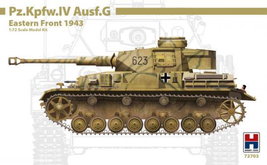 Pz.Kpfw.IV Ausf.G - Ostfront 1943