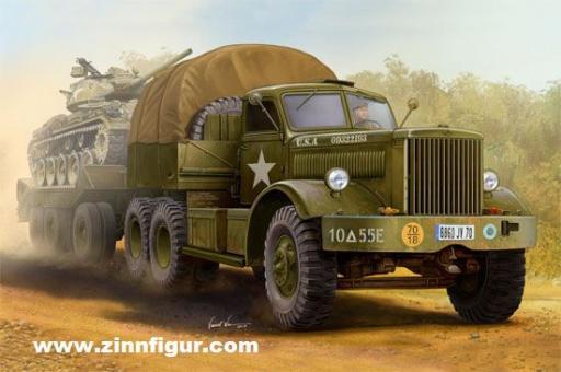 M19 Panzertransporter (Hard Top)