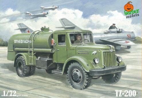 TZ-200 Tankwagen