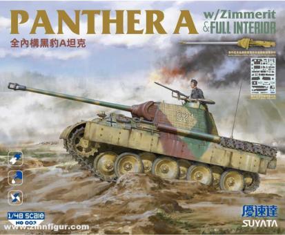 Panther A mit Zimmerit