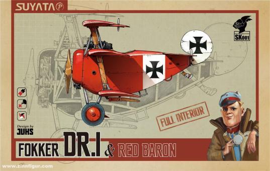 Fokker Dr.I & Roter Baron