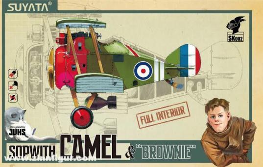 Sopwith Camel & Brownie