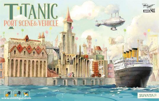 Titanic - Hafenszene