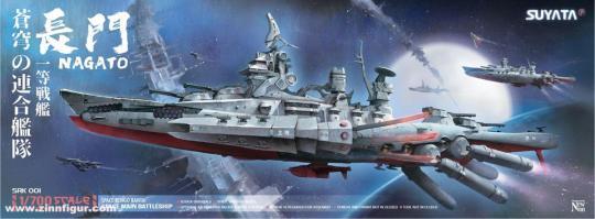 Nagato - Space Rengo Kantai