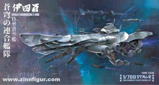 Space Submarine I-400