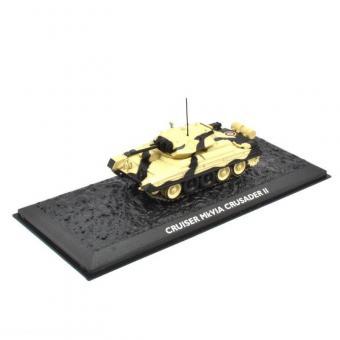 Cruiser Tank Mk.VIa Crusader II