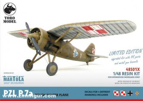 PZL P.7a - Limited Edition