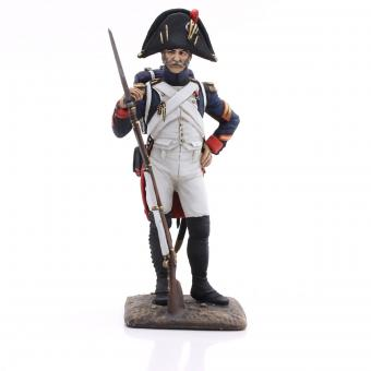 Grenadier der Kaisergarde - 1809