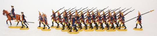 Grenadiere, Marsch