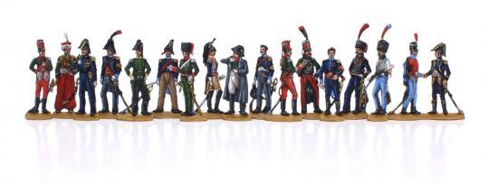 Französischer Stab zu Fuß - 2. Teil